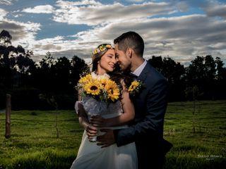 El matrimonio de Camilo  y Catherin