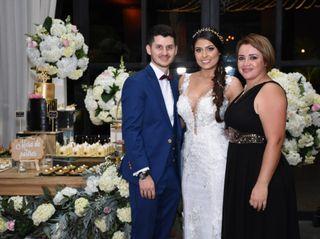 El matrimonio de Geraldine  y Jorge 1