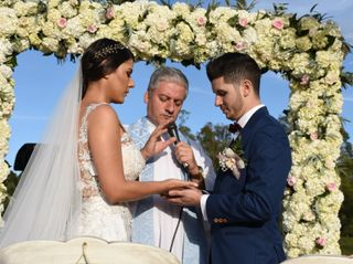 El matrimonio de Geraldine  y Jorge 3