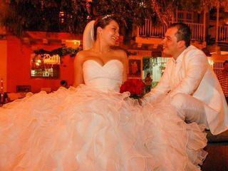 El matrimonio de Lida y Elkin 1