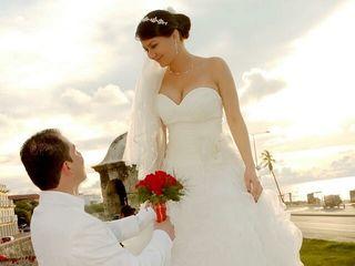 El matrimonio de Lida y Elkin 3