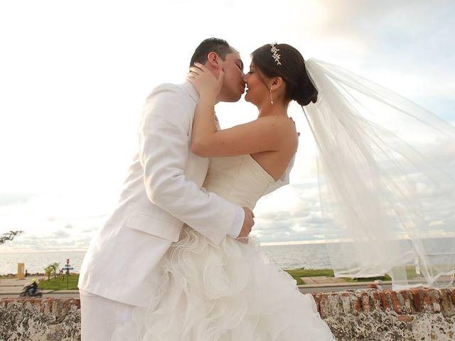 El matrimonio de Elkin y Lida en Cartagena, Bolívar 2