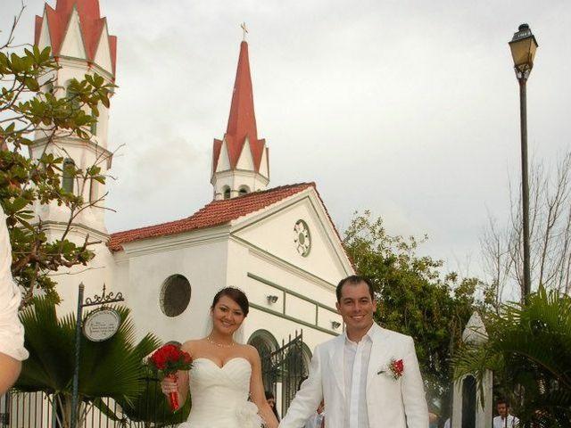 El matrimonio de Elkin y Lida en Cartagena, Bolívar 4
