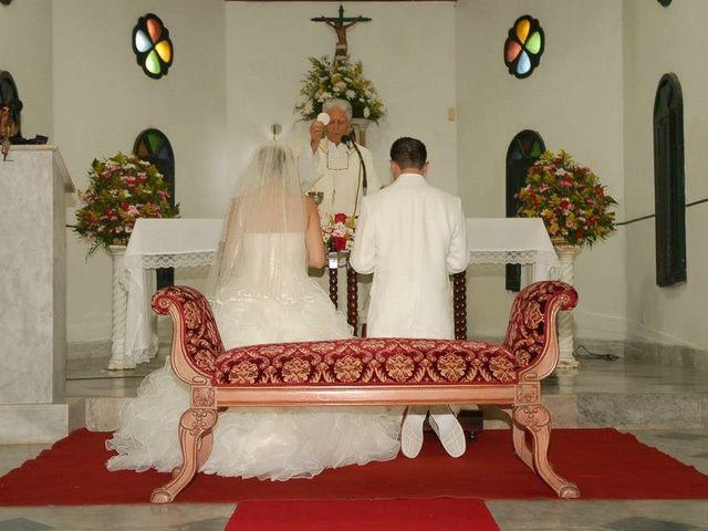 El matrimonio de Elkin y Lida en Cartagena, Bolívar 5