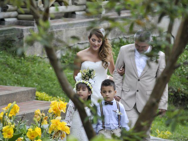 El matrimonio de Lina y David en Ibagué, Tolima 7