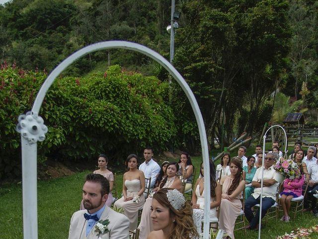 El matrimonio de Lina y David en Ibagué, Tolima 9