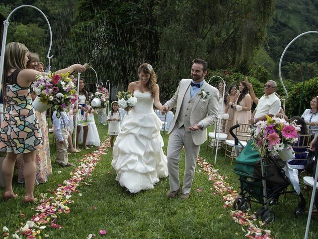 El matrimonio de Lina y David en Ibagué, Tolima 13