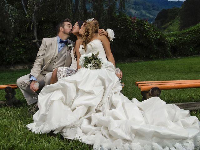 El matrimonio de Lina y David en Ibagué, Tolima 15