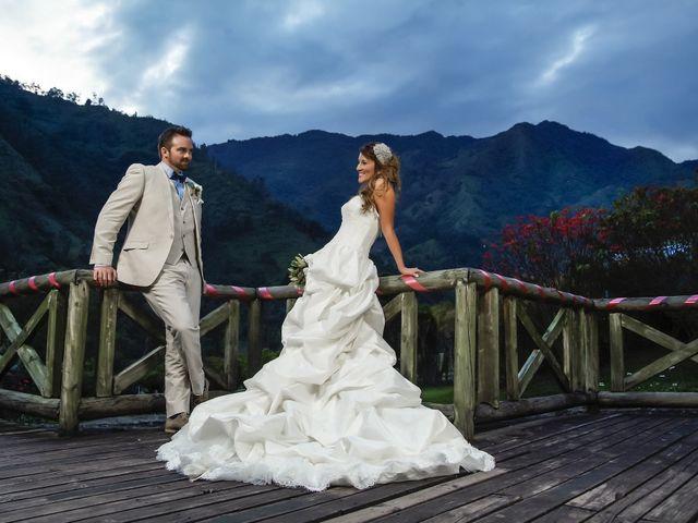 El matrimonio de Lina y David en Ibagué, Tolima 21