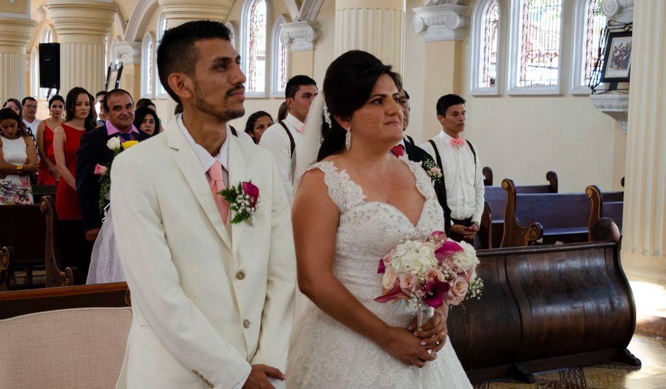 El matrimonio de Edwin y Katerine en Rivera, Huila