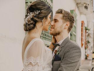 El matrimonio de Susana y Edward 2