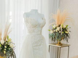 El matrimonio de Laura y Arlet 1