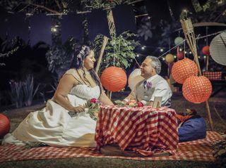 El matrimonio de Angelica y Gregorio