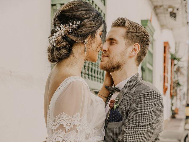 El matrimonio de Edward y Susana en Santafé de Antioquia, Antioquia 4