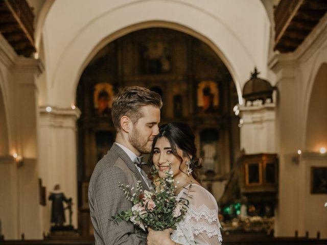 El matrimonio de Edward y Susana en Santafé de Antioquia, Antioquia 6