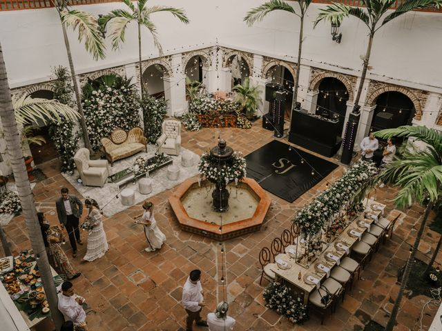 El matrimonio de Edward y Susana en Santafé de Antioquia, Antioquia 16