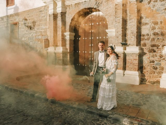 El matrimonio de Susana y Edward