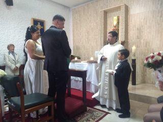 El matrimonio de Carol y Daniel 2