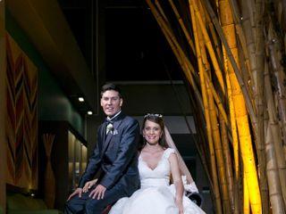 El matrimonio de Daniel y Juliana