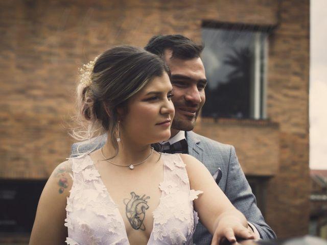 El matrimonio de Luis y Diana en Bogotá, Bogotá DC 3