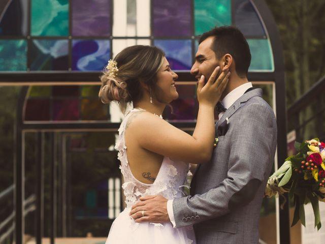 El matrimonio de Luis y Diana en Bogotá, Bogotá DC 15
