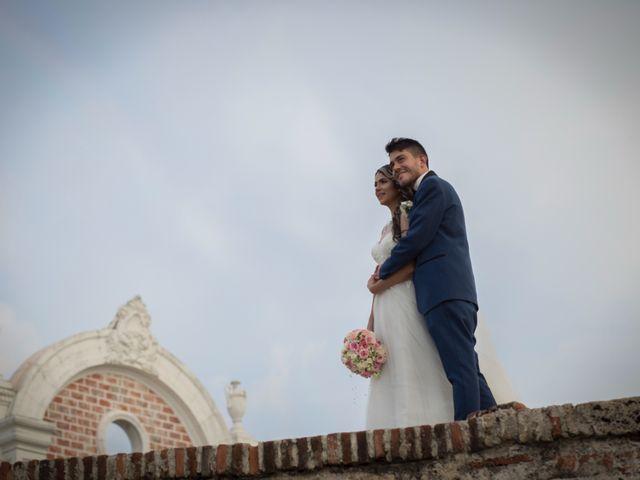 El matrimonio de Juliana y Andrés