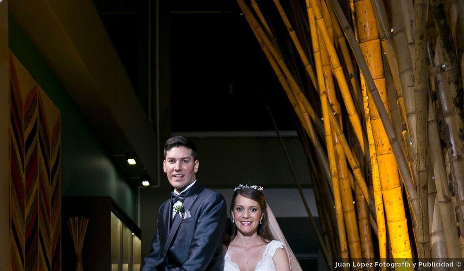 El matrimonio de Juliana y Daniel en Medellín, Antioquia