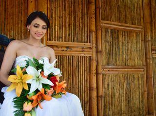 El matrimonio de Nicole y Alejandro 3