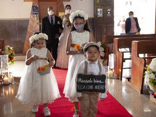 El matrimonio de Ana Milena y Juan Felipe 1