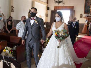 El matrimonio de Ana Milena y Juan Felipe