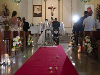 El matrimonio de Ana Milena y Juan Felipe 3
