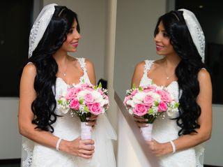 El matrimonio de Carolina y Cristian 3