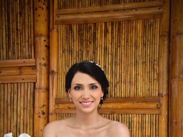 El matrimonio de Alejandro y Nicole en Santa Marta, Magdalena 7