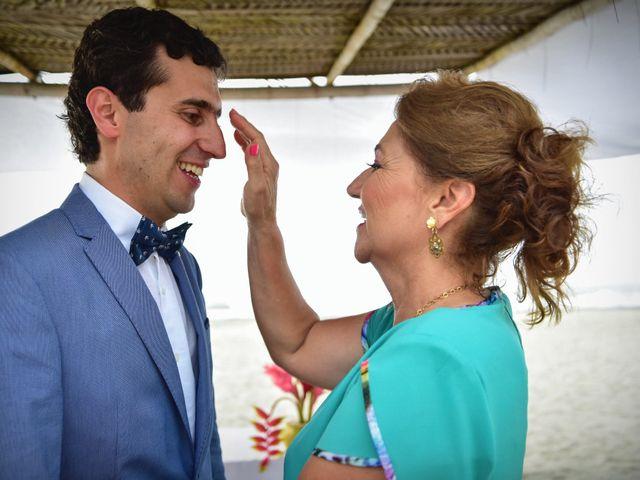 El matrimonio de Alejandro y Nicole en Santa Marta, Magdalena 10