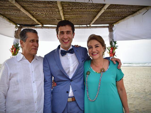 El matrimonio de Alejandro y Nicole en Santa Marta, Magdalena 11