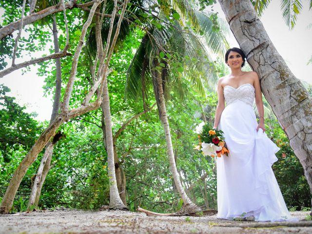 El matrimonio de Alejandro y Nicole en Santa Marta, Magdalena 13