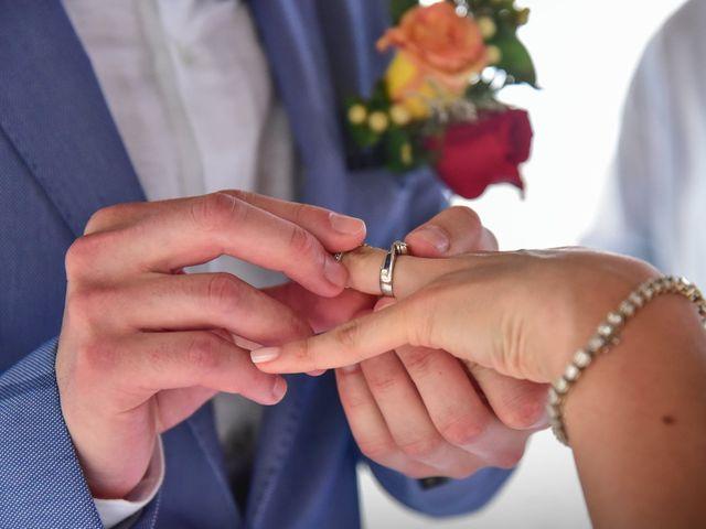 El matrimonio de Alejandro y Nicole en Santa Marta, Magdalena 18