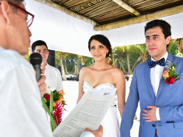 El matrimonio de Alejandro y Nicole en Santa Marta, Magdalena 20