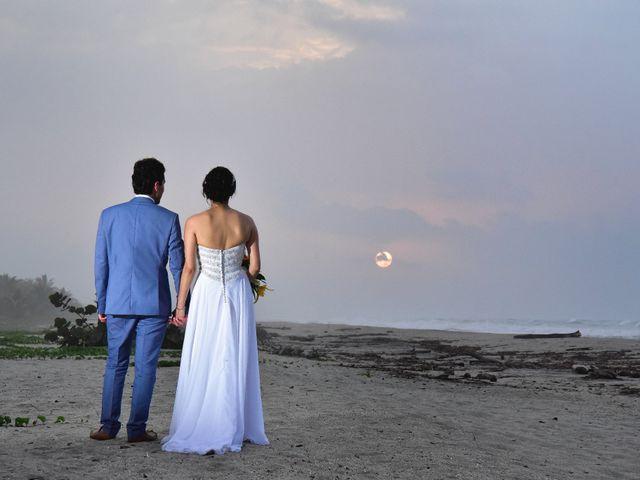 El matrimonio de Alejandro y Nicole en Santa Marta, Magdalena 2