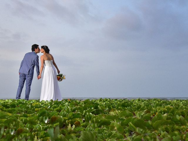 El matrimonio de Alejandro y Nicole en Santa Marta, Magdalena 24