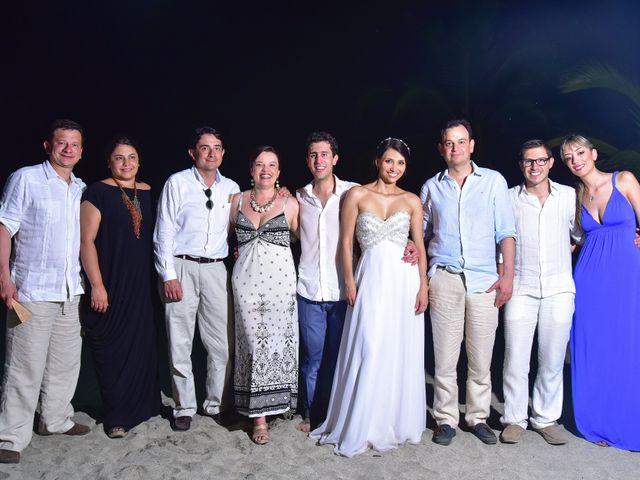 El matrimonio de Alejandro y Nicole en Santa Marta, Magdalena 34