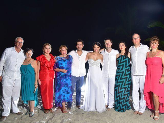 El matrimonio de Alejandro y Nicole en Santa Marta, Magdalena 35