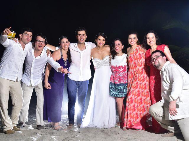 El matrimonio de Alejandro y Nicole en Santa Marta, Magdalena 36