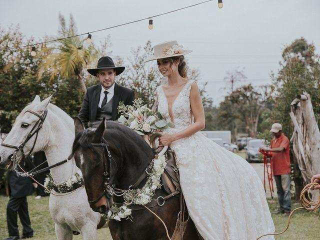 El matrimonio de Juan y Laura en Rionegro, Antioquia 2