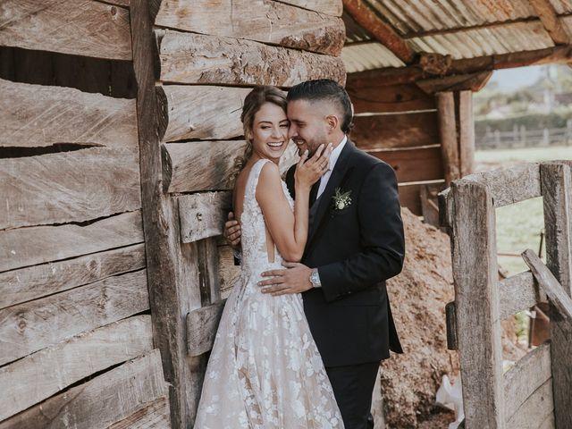 El matrimonio de Juan y Laura en Rionegro, Antioquia 21
