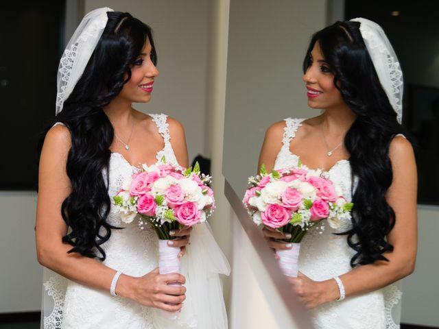 El matrimonio de Cristian y Carolina en Medellín, Antioquia 2