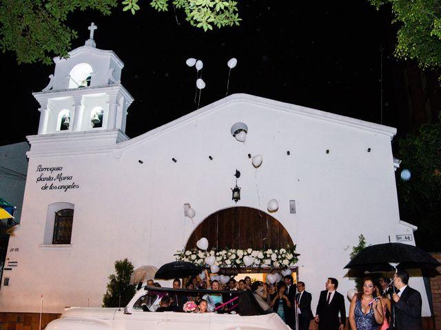 El matrimonio de Cristian y Carolina en Medellín, Antioquia 11