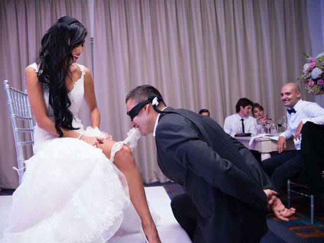 El matrimonio de Cristian y Carolina en Medellín, Antioquia 25