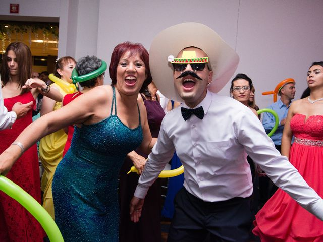 El matrimonio de Cristian y Carolina en Medellín, Antioquia 29