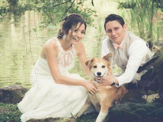 El matrimonio de Alejandro y Mariana
